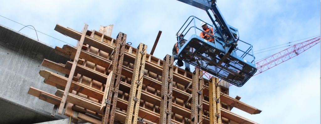Pile Driver - Northwest Carpenter's Institute of Washington